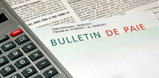 Bulletin de paie d'un salarié qui part volontairement à la retraite